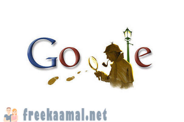 Historie Doodles Google log